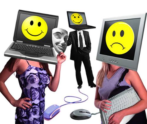 Виртуальные знакомства особенности общения